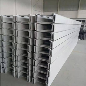 Combined cable tray